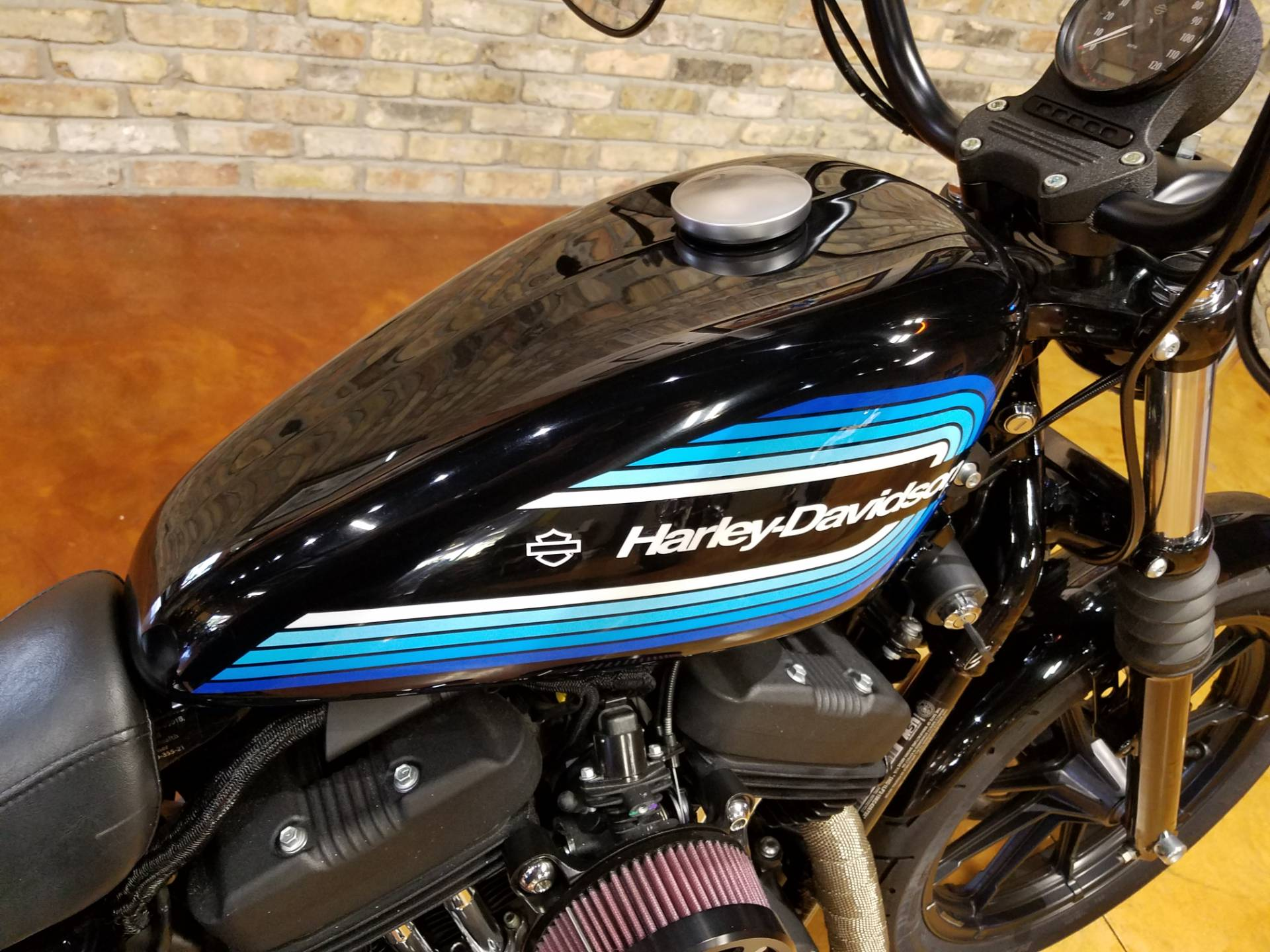 2019 Harley-Davidson Iron 1200™ in Big Bend, Wisconsin - Photo 18
