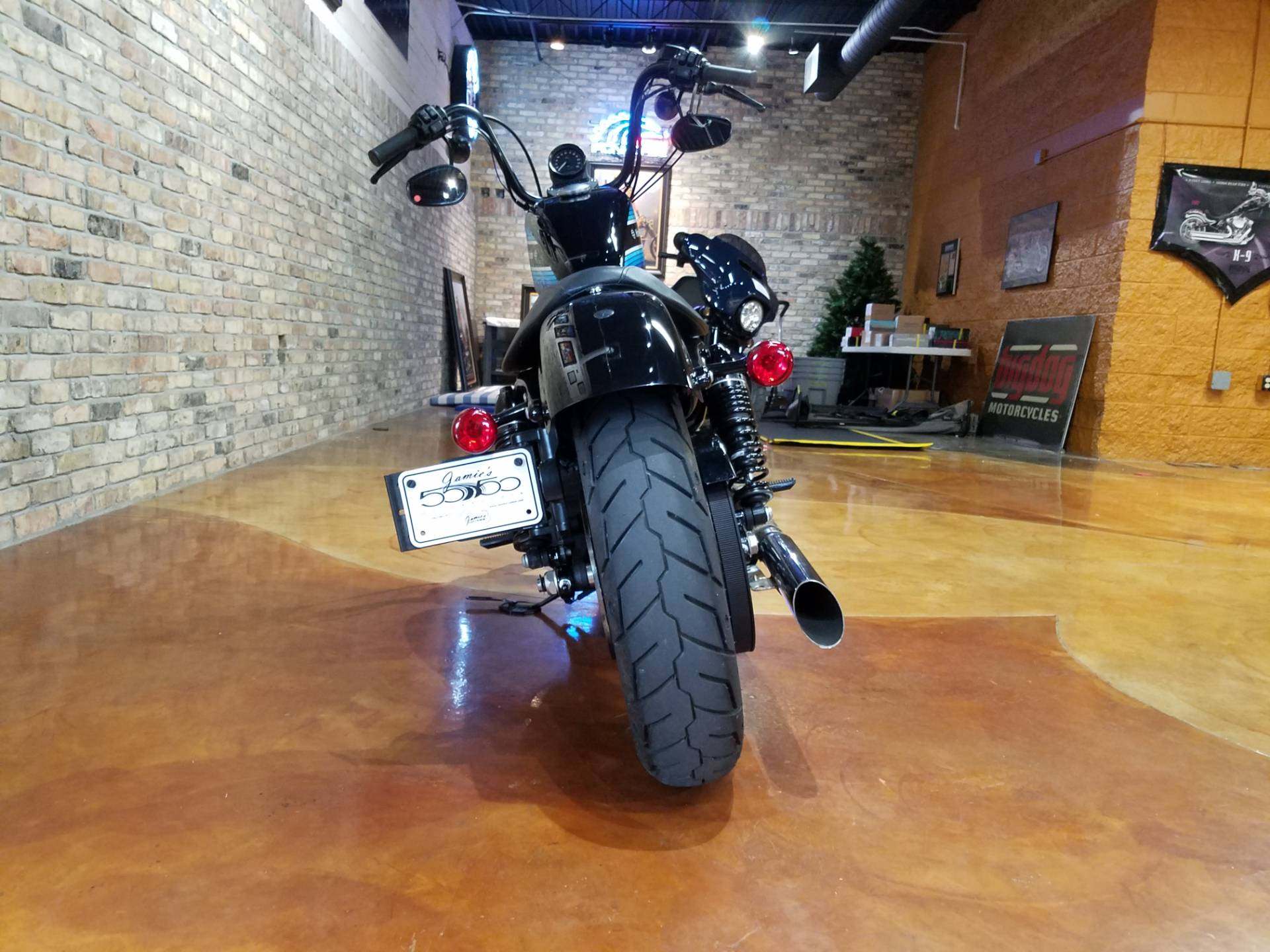 2019 Harley-Davidson Iron 1200™ in Big Bend, Wisconsin - Photo 21