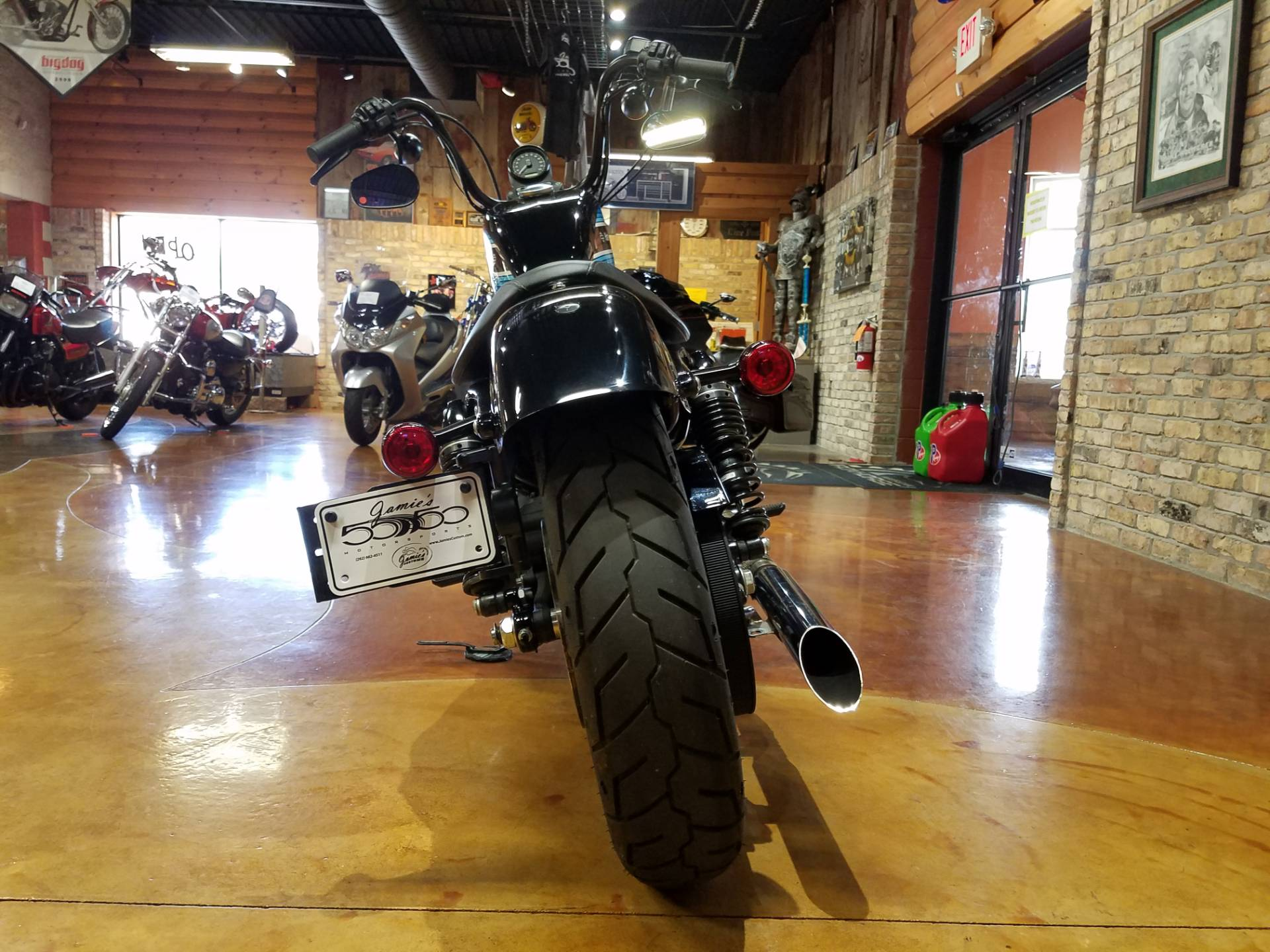 2019 Harley-Davidson Iron 1200™ in Big Bend, Wisconsin - Photo 38