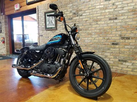 2019 Harley-Davidson Iron 1200™ in Big Bend, Wisconsin - Photo 2