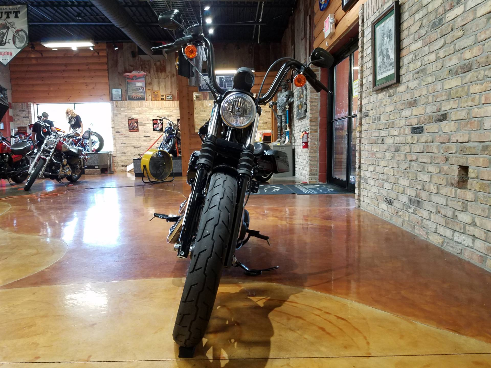 2019 Harley-Davidson Iron 1200™ in Big Bend, Wisconsin - Photo 16