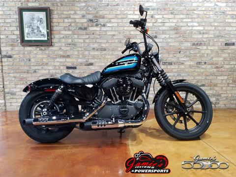 2019 Harley-Davidson Iron 1200™ in Big Bend, Wisconsin - Photo 1