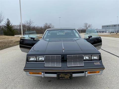 1985 Oldsmobile Cutlass Salon 442 in Big Bend, Wisconsin - Photo 110