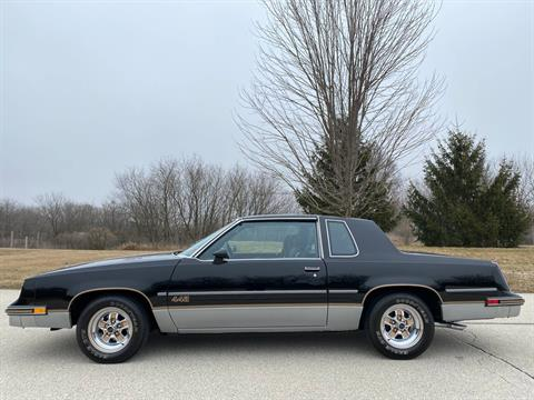1985 Oldsmobile Cutlass Salon 442 in Big Bend, Wisconsin - Photo 161