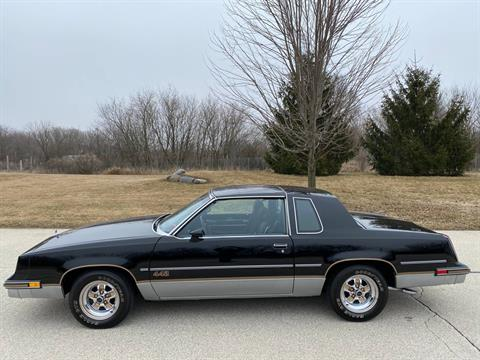 1985 Oldsmobile Cutlass Salon 442 in Big Bend, Wisconsin - Photo 155