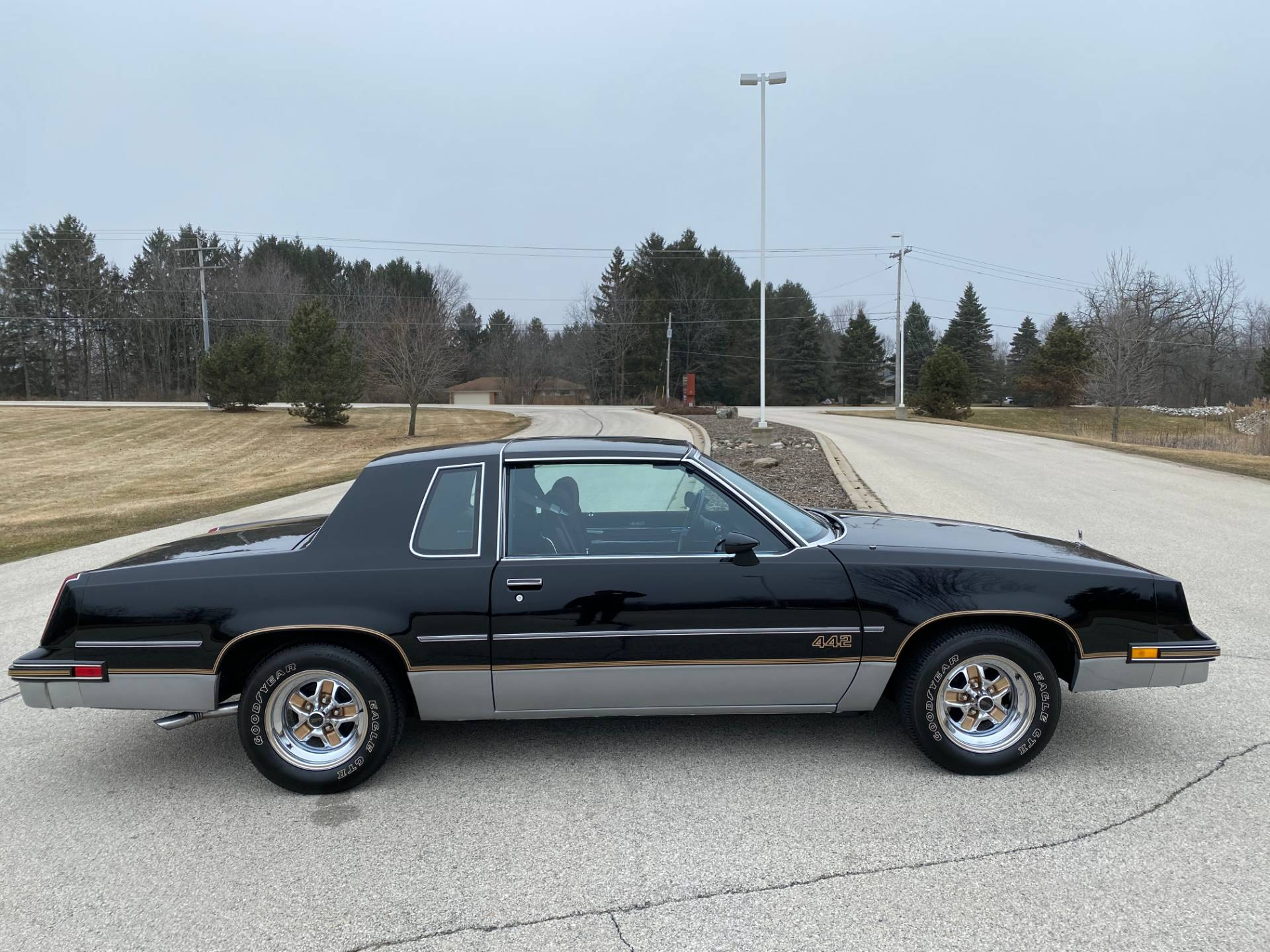 1985 Oldsmobile Cutlass Salon 442 in Big Bend, Wisconsin - Photo 2