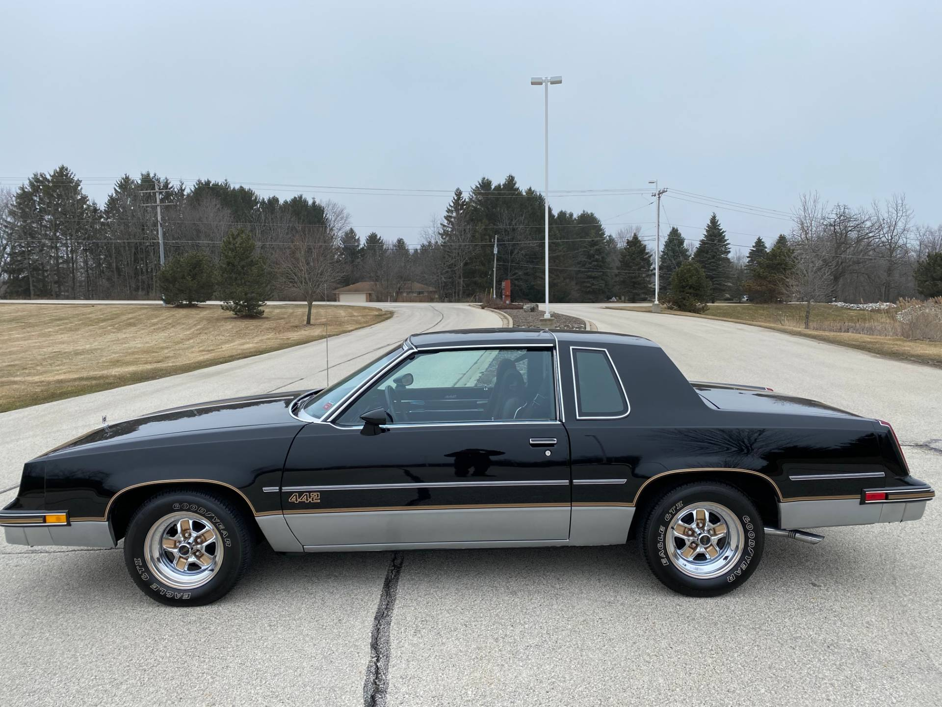 1985 Oldsmobile Cutlass Salon 442 in Big Bend, Wisconsin - Photo 1