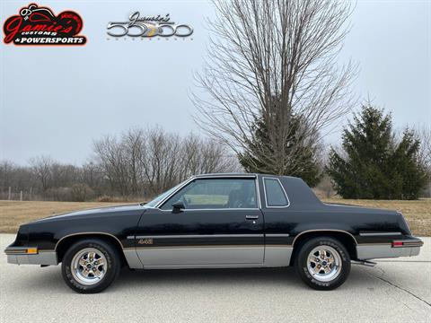 1985 Oldsmobile Cutlass Salon 442 in Big Bend, Wisconsin - Photo 7