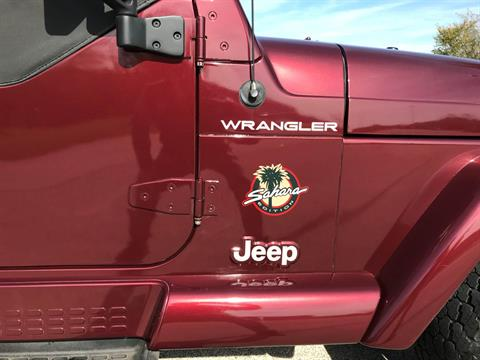 2002 Jeep® Wrangler Sahara in Big Bend, Wisconsin - Photo 9