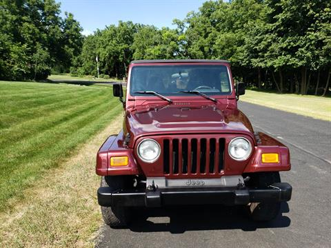 2002 Jeep® Wrangler Sahara in Big Bend, Wisconsin - Photo 86