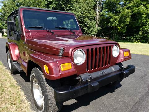 2002 Jeep® Wrangler Sahara in Big Bend, Wisconsin - Photo 89