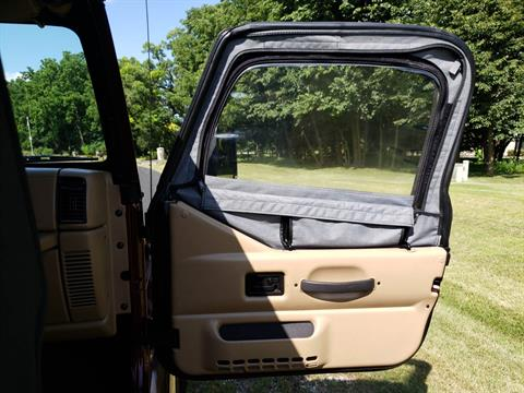 2002 Jeep® Wrangler Sahara in Big Bend, Wisconsin - Photo 113