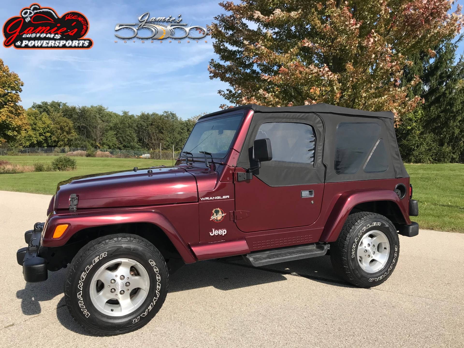 2002 Jeep® Wrangler Sahara in Big Bend, Wisconsin - Photo 1