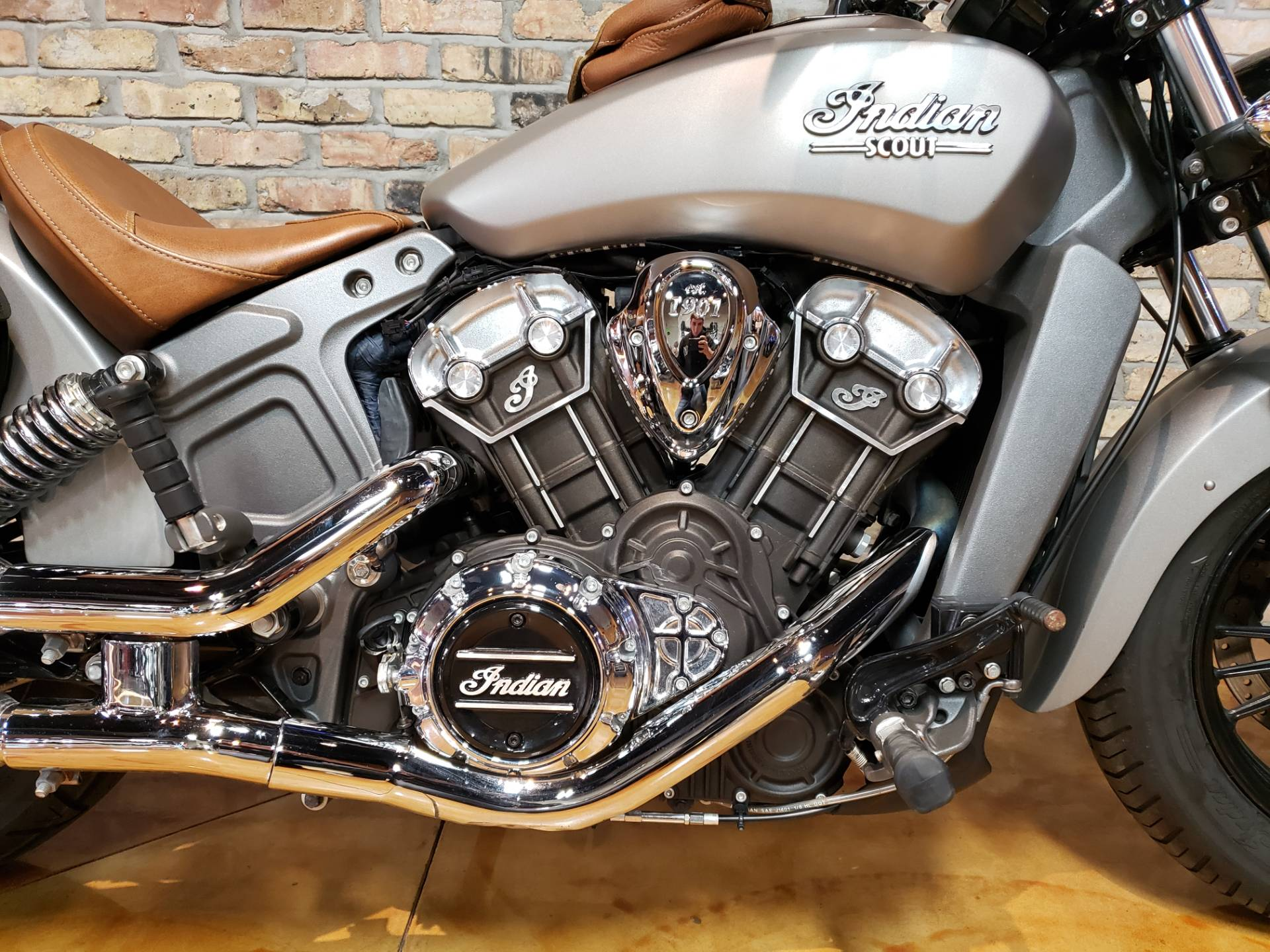 2015 Indian Scout™ in Big Bend, Wisconsin - Photo 7