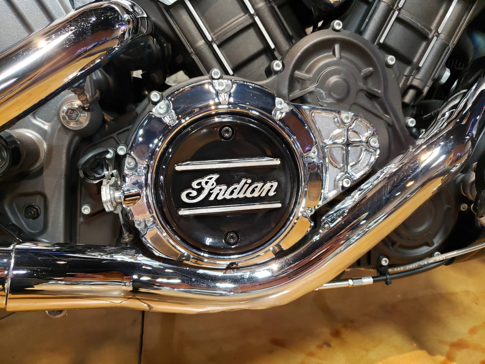 2015 Indian Scout™ in Big Bend, Wisconsin - Photo 18