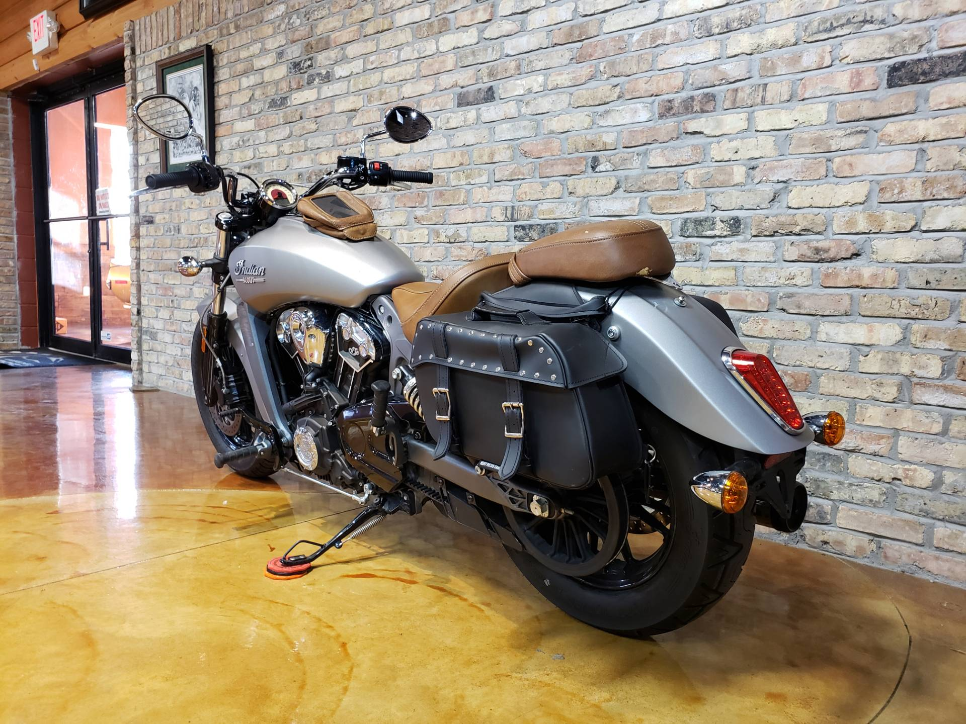 2015 Indian Scout™ in Big Bend, Wisconsin - Photo 21