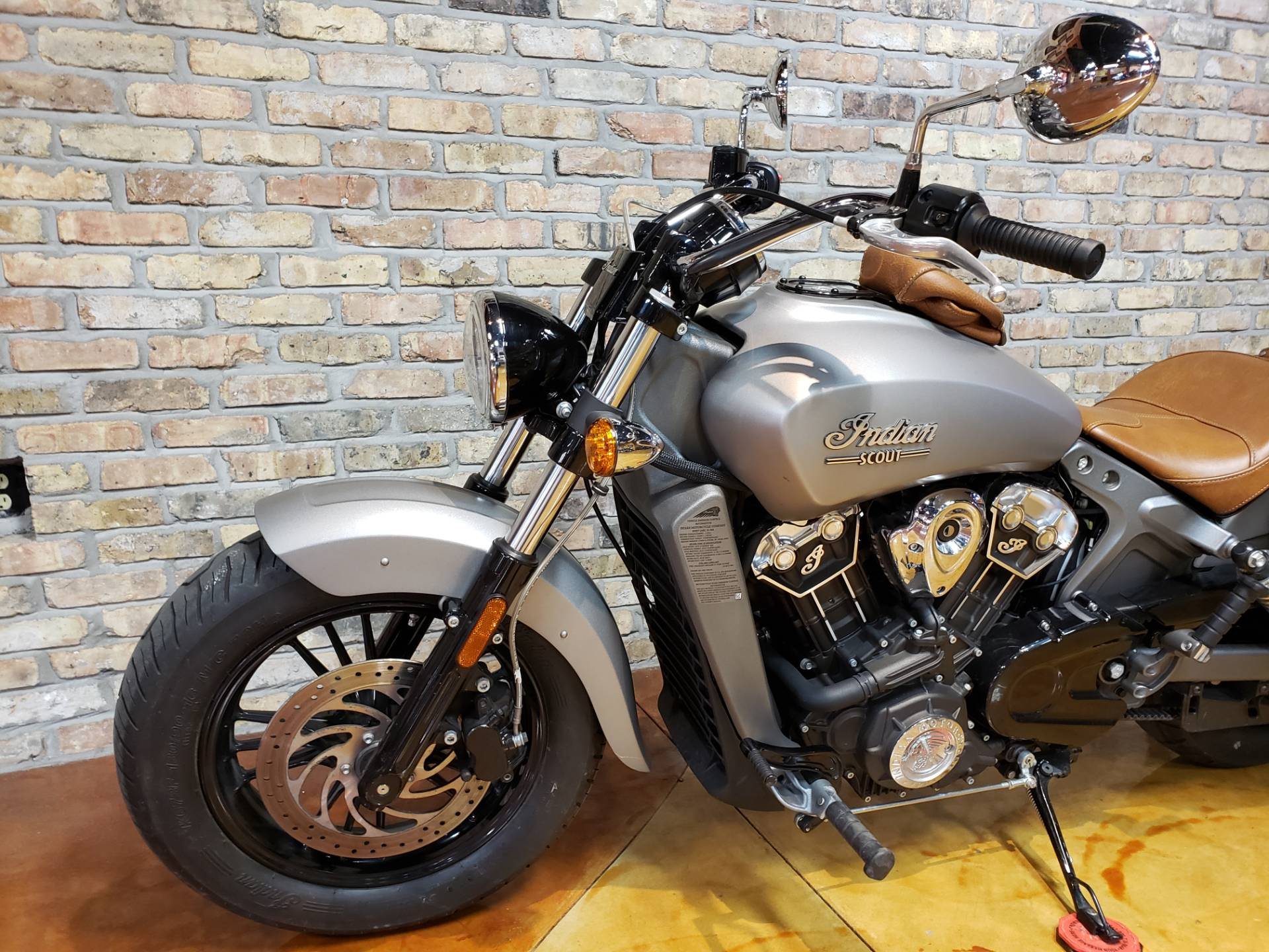2015 Indian Scout™ in Big Bend, Wisconsin - Photo 25