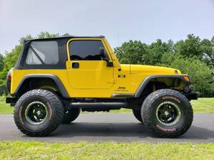 2003 Jeep Wrangler X in Big Bend, Wisconsin - Photo 1