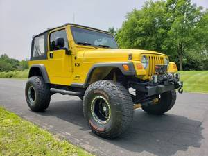 2003 Jeep Wrangler X in Big Bend, Wisconsin - Photo 2