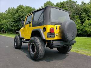 2003 Jeep Wrangler X in Big Bend, Wisconsin - Photo 41