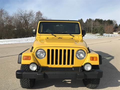 2003 Jeep® Wrangler Sport in Big Bend, Wisconsin - Photo 5