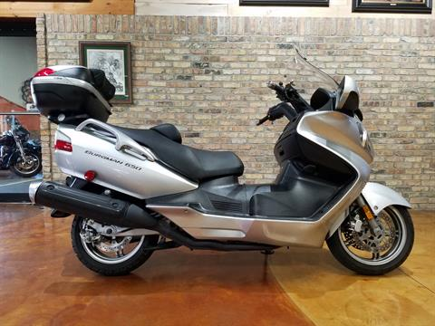 2005 Suzuki Burgman 650 in Big Bend, Wisconsin - Photo 1