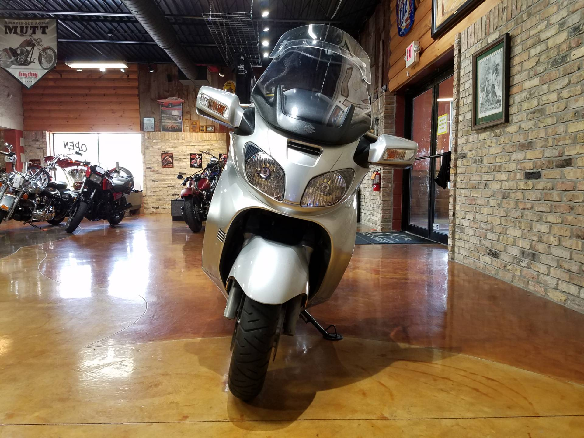 2005 Suzuki Burgman 650 in Big Bend, Wisconsin - Photo 13