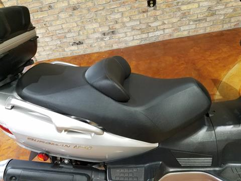 2005 Suzuki Burgman 650 in Big Bend, Wisconsin - Photo 16