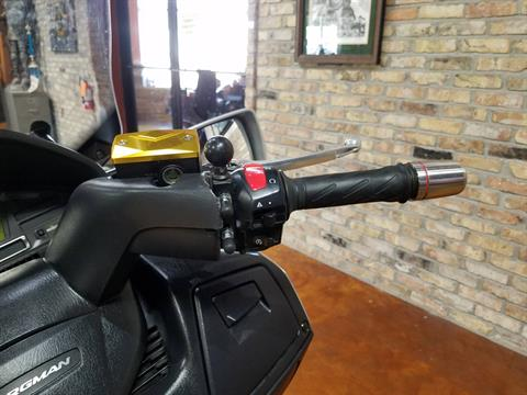 2005 Suzuki Burgman 650 in Big Bend, Wisconsin - Photo 36