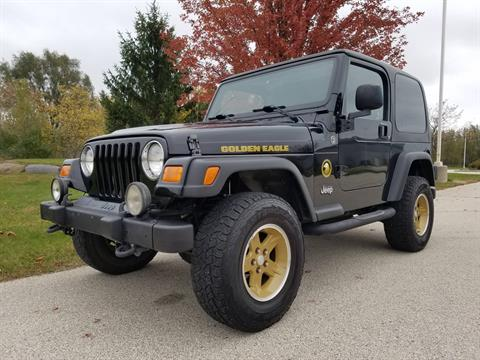 2006 Jeep® Wrangler Golden Eagle in Big Bend, Wisconsin - Photo 13