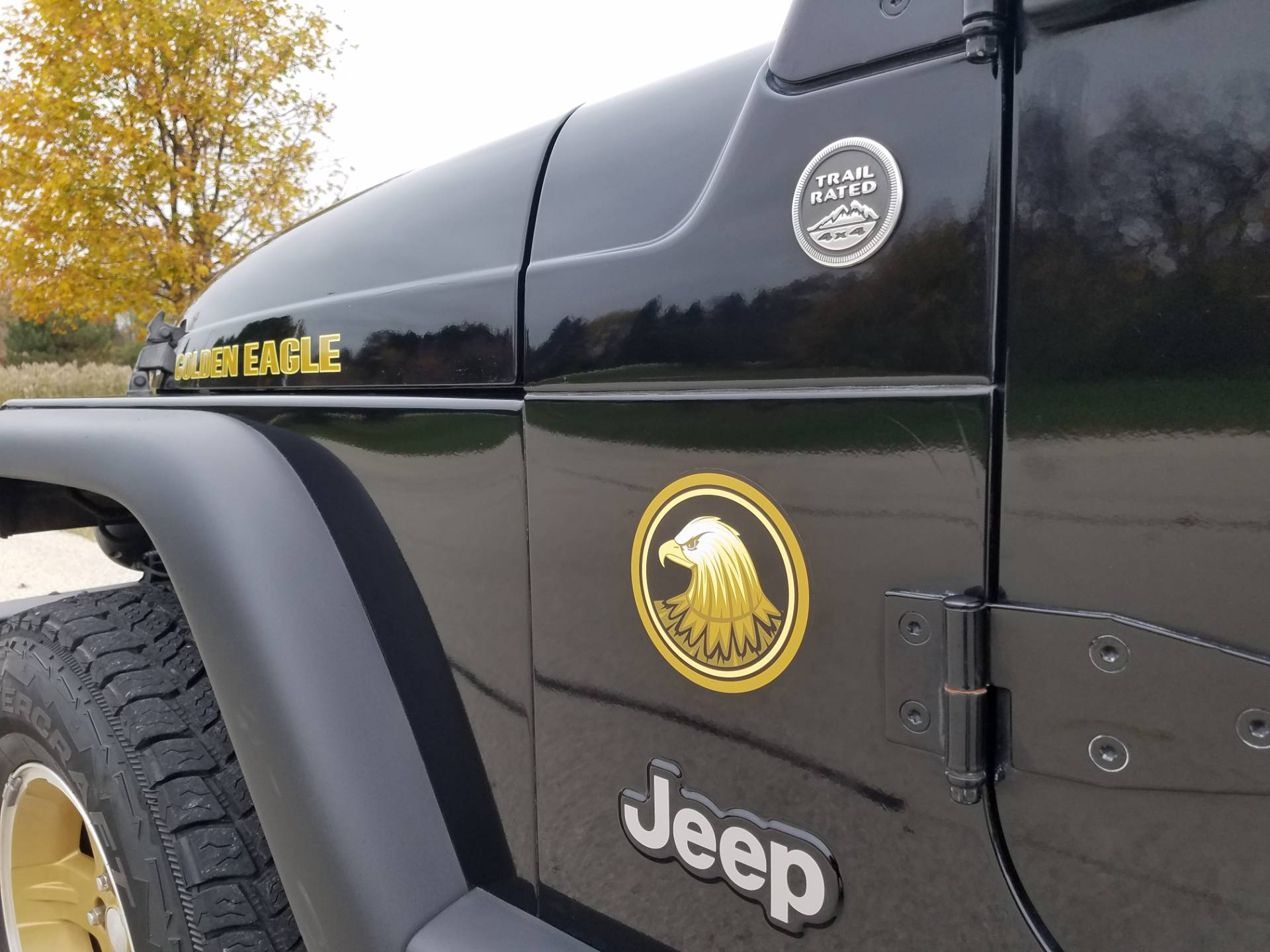 2006 Jeep® Wrangler Golden Eagle in Big Bend, Wisconsin - Photo 15