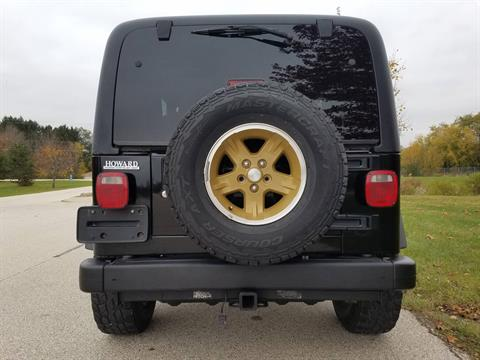 2006 Jeep® Wrangler Golden Eagle in Big Bend, Wisconsin - Photo 23