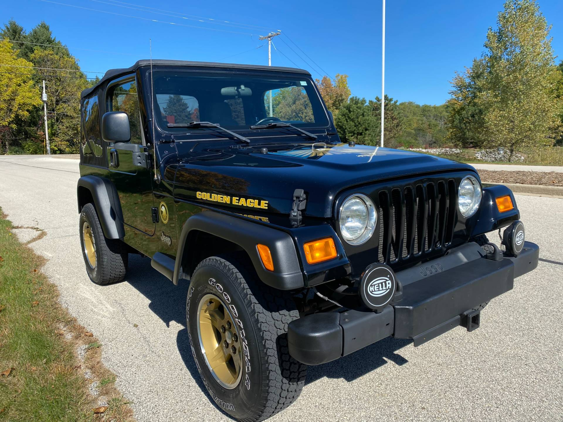 2006 Jeep® Wrangler Golden Eagle in Big Bend, Wisconsin - Photo 6