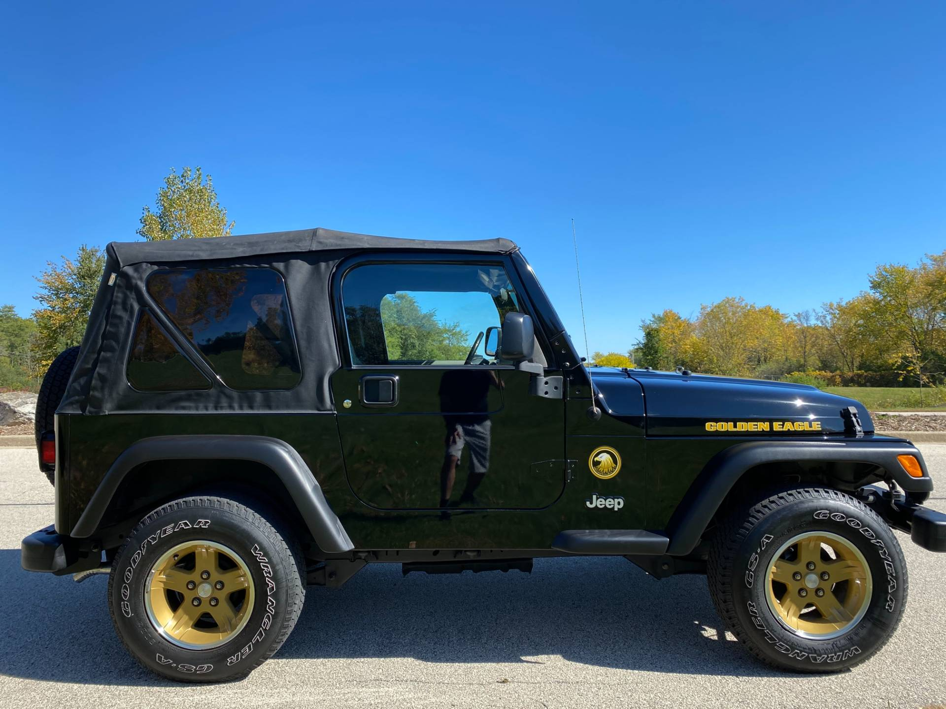 2006 Jeep® Wrangler Golden Eagle in Big Bend, Wisconsin - Photo 8