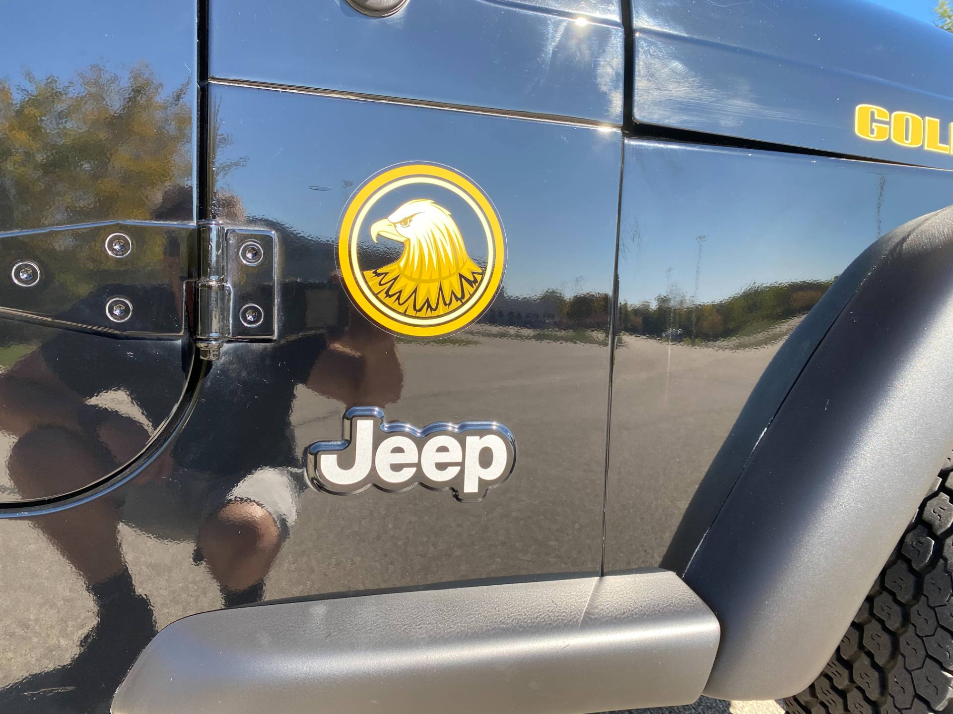 2006 Jeep® Wrangler Golden Eagle in Big Bend, Wisconsin - Photo 12