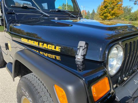 2006 Jeep® Wrangler Golden Eagle in Big Bend, Wisconsin - Photo 39