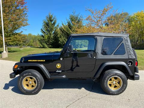 2006 Jeep® Wrangler Golden Eagle in Big Bend, Wisconsin - Photo 28