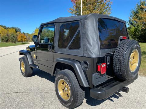 2006 Jeep® Wrangler Golden Eagle in Big Bend, Wisconsin - Photo 45