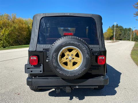 2006 Jeep® Wrangler Golden Eagle in Big Bend, Wisconsin - Photo 46