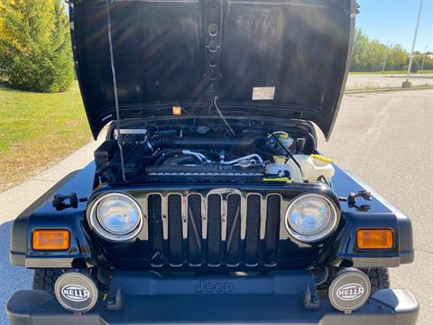 2006 Jeep® Wrangler Golden Eagle in Big Bend, Wisconsin - Photo 61