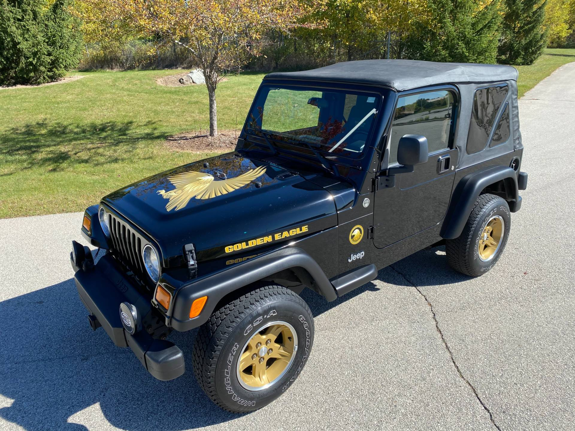 2006 Jeep® Wrangler Golden Eagle in Big Bend, Wisconsin - Photo 67