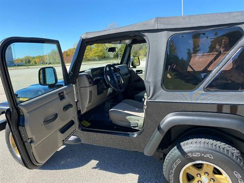 2006 Jeep® Wrangler Golden Eagle in Big Bend, Wisconsin - Photo 94