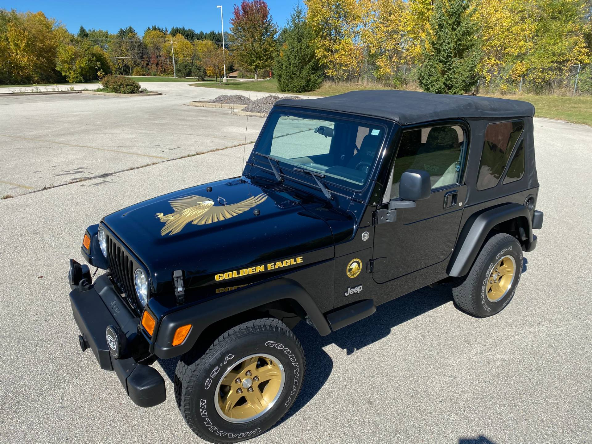2006 Jeep® Wrangler Golden Eagle in Big Bend, Wisconsin - Photo 97