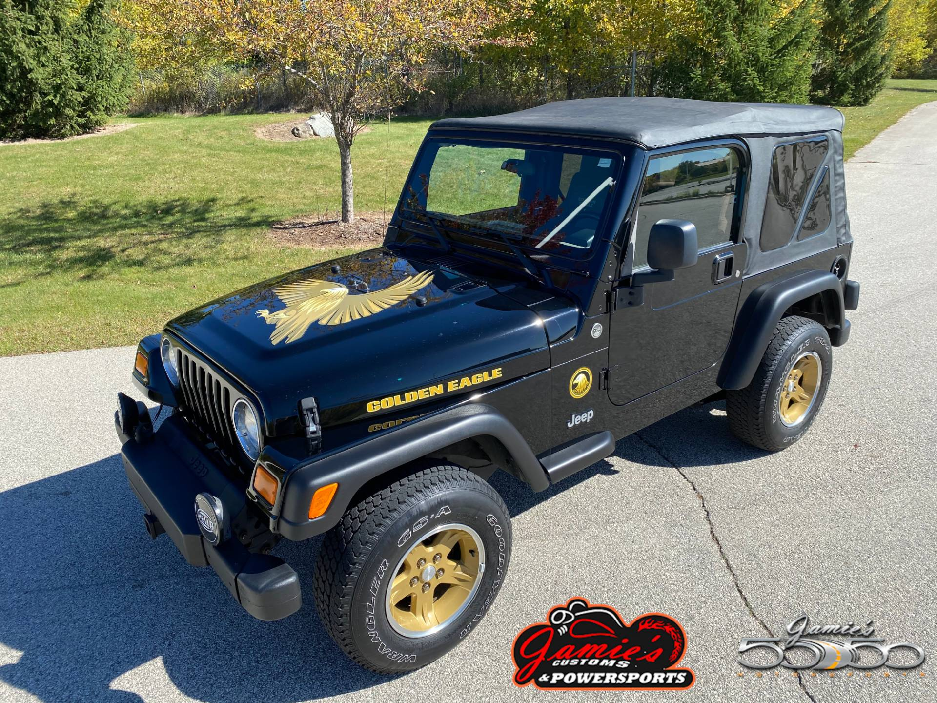 2006 Jeep® Wrangler Golden Eagle in Big Bend, Wisconsin - Photo 1