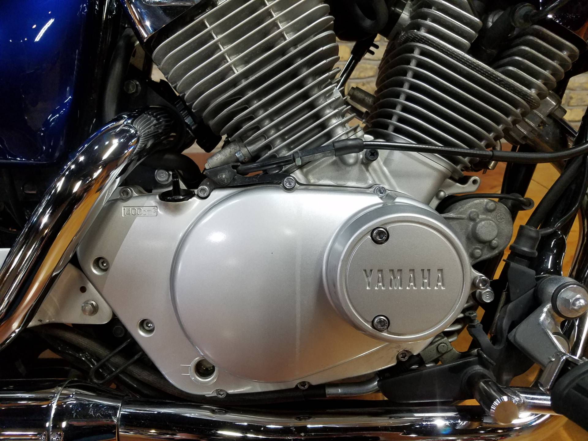 2013 Yamaha V Star 250 in Big Bend, Wisconsin - Photo 9