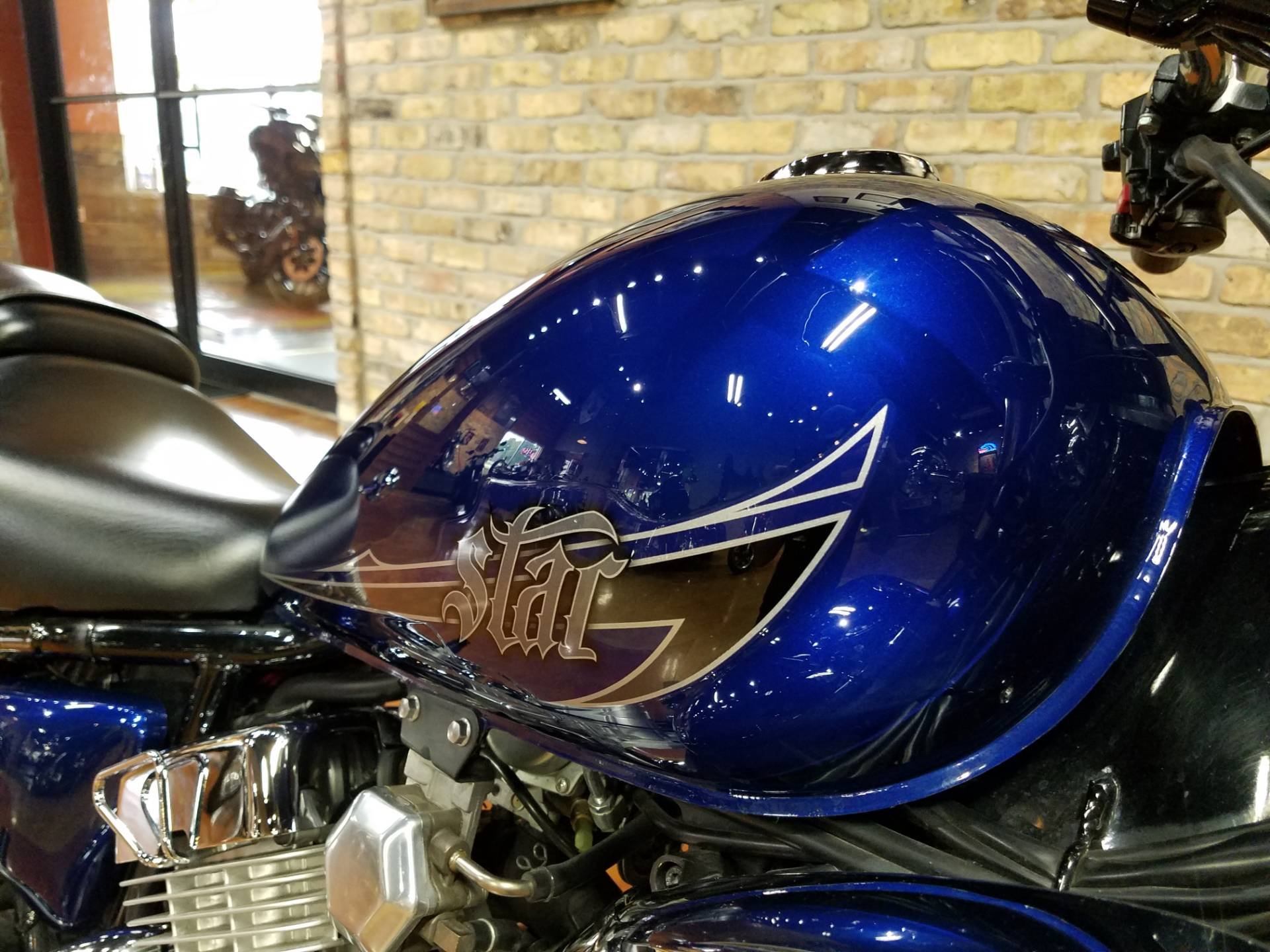 2013 Yamaha V Star 250 in Big Bend, Wisconsin - Photo 13