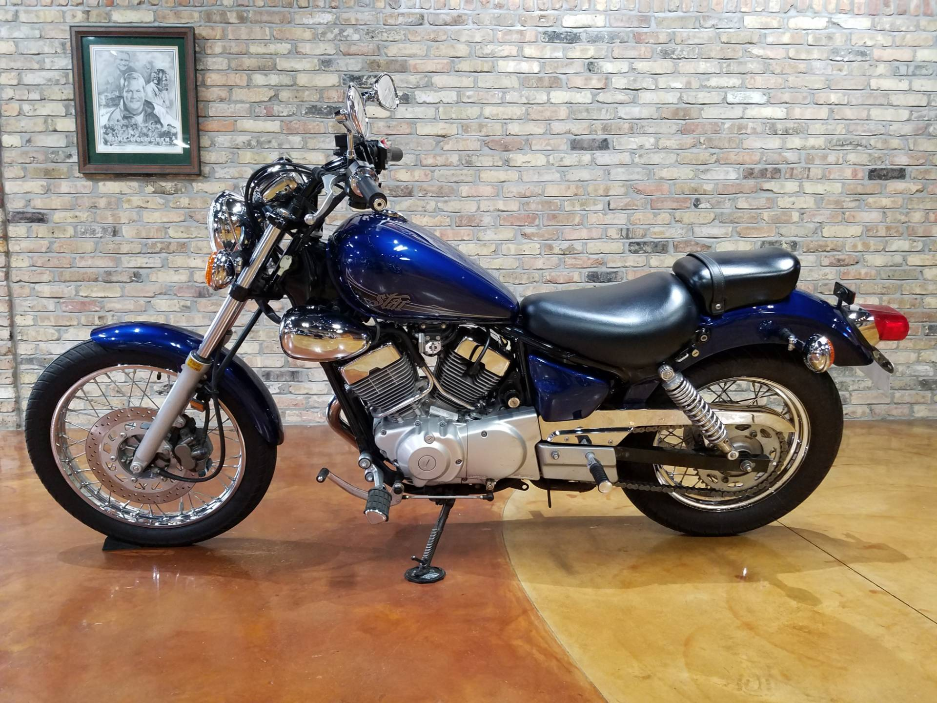 2013 Yamaha V Star 250 in Big Bend, Wisconsin - Photo 26