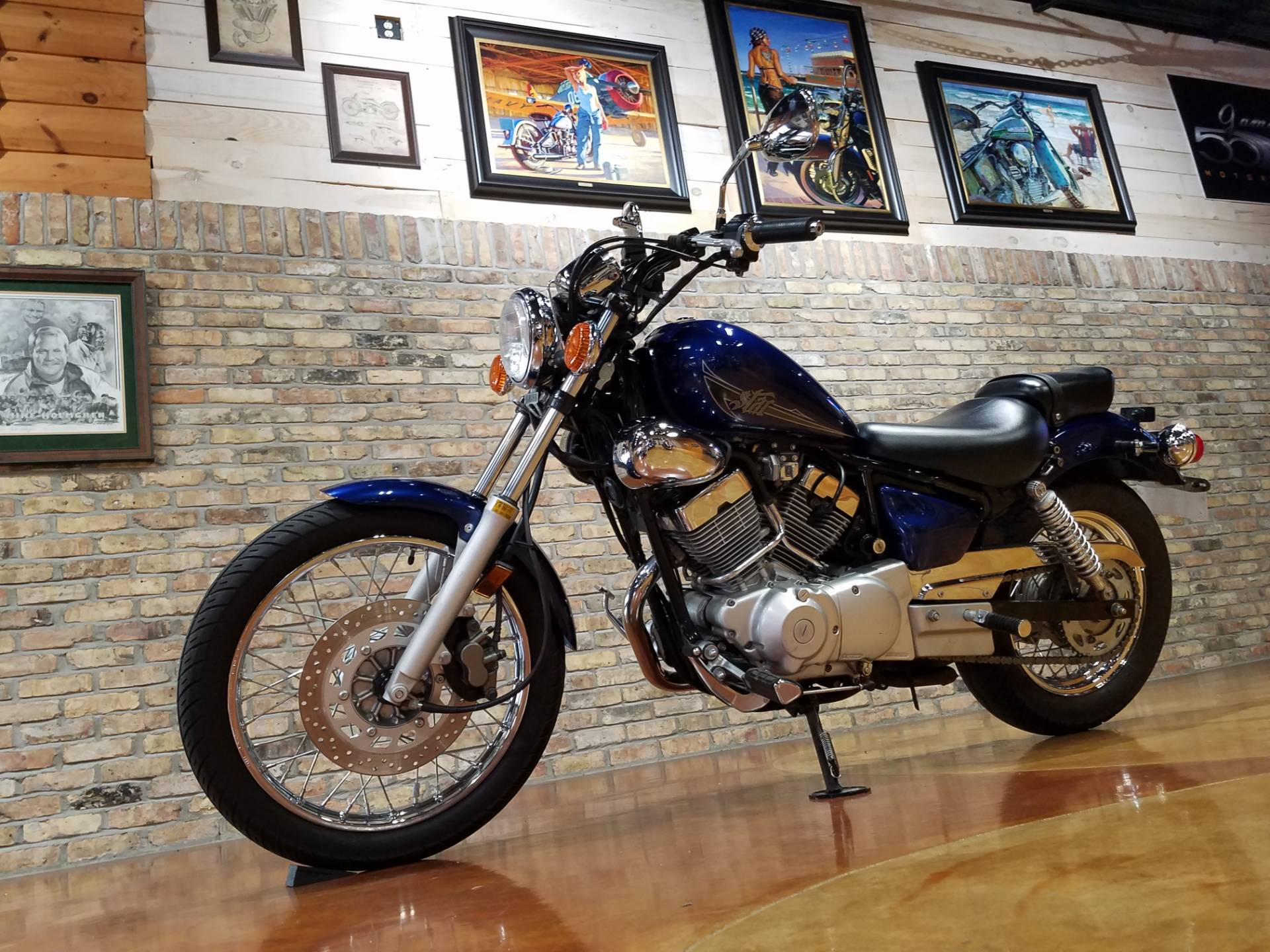 2013 Yamaha V Star 250 in Big Bend, Wisconsin - Photo 29