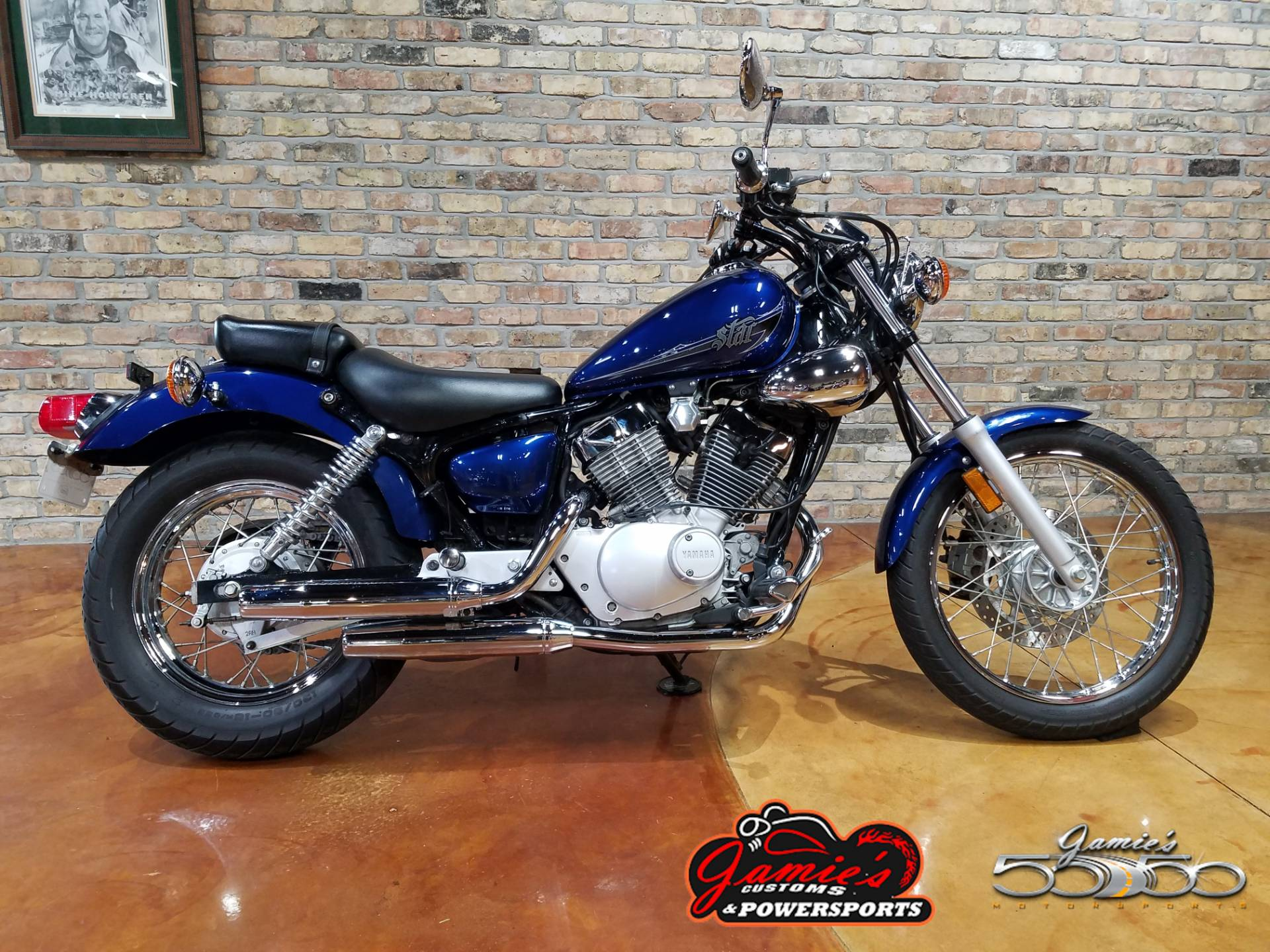 2013 Yamaha V Star 250 in Big Bend, Wisconsin - Photo 1