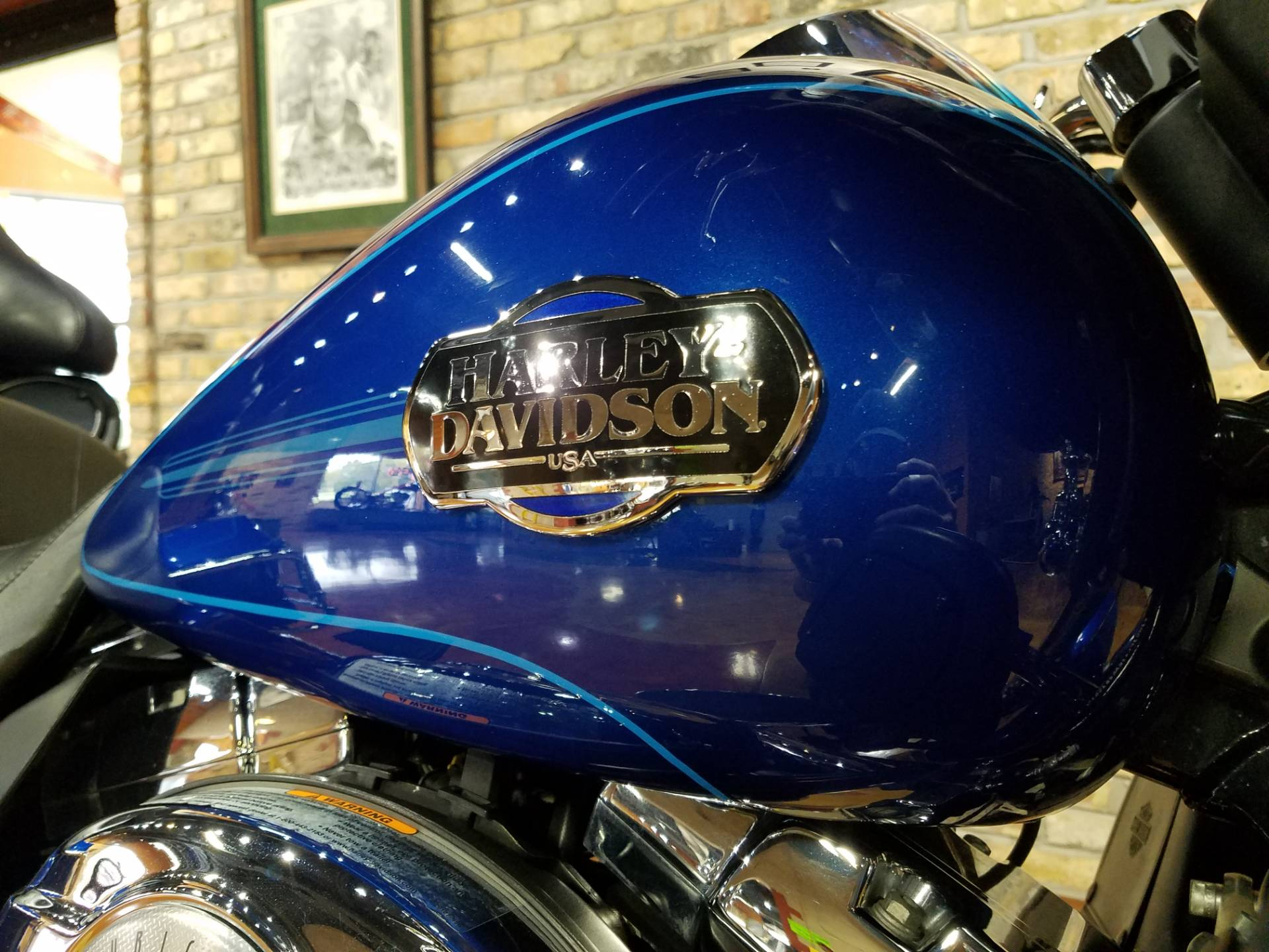 2010 Harley-Davidson Ultra Classic® Electra Glide® in Big Bend, Wisconsin - Photo 14